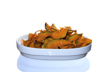 Pumpkin fried