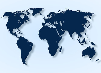 Dünya Haritası 1