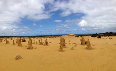 Cervantes pinnacles
