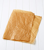 Parchment paper for baking