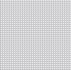 Vector Pixel Grid Texture over Light Grey Background.