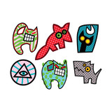 Strange Animals Icons