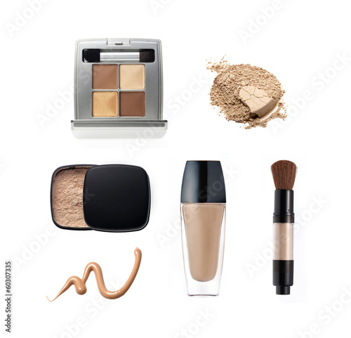 Collection of various make up powder - 60307335