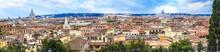 Italie. Rome. Horizon Rome. Panorama