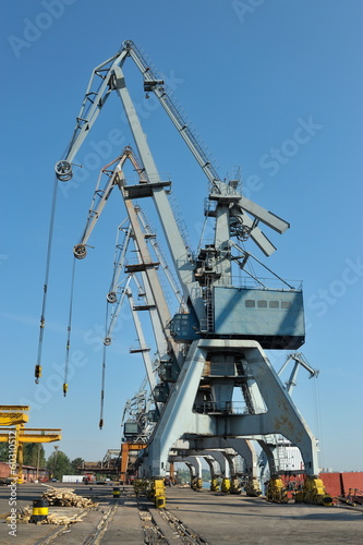 shipyard in galati, romania