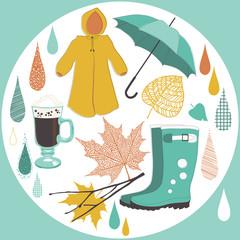Rain Objects