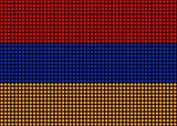 Abstract Armenia Flag