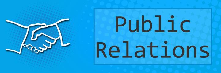 Public Relations Handshake