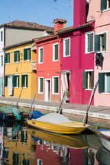 Yellow Boat by Burano Homes