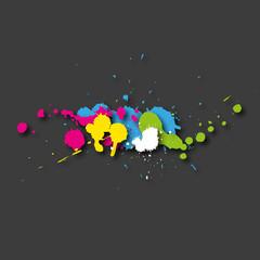 splash, peinture