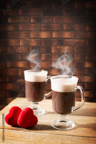 Steaming Hot Chocolates
