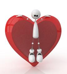 3d St. Valentine's Day