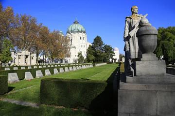 Kriegsgräber Zentralfriedhof Wien