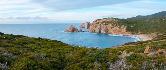 Capo Pecora in Sardinia