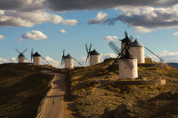 Windmills, Consuegra, Spain