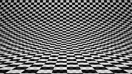 Chessboard background texture