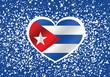 Cuba  flag idea