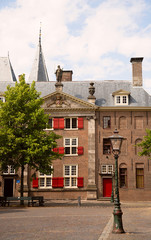 Leiden building
