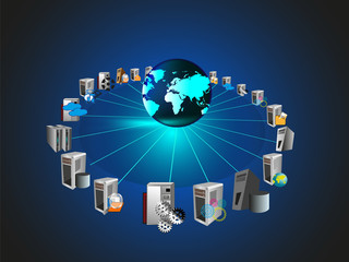 globalization and connecting various enterprise applications