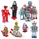 Robots toys - Wind-up Toys
