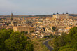 Ancient city Toledo, Spain