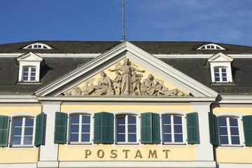Fürstenberg-Palais (Postamt) in Bonn, Deutschland