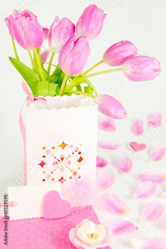 Valentinsgruß, Muttertagsüberraschung