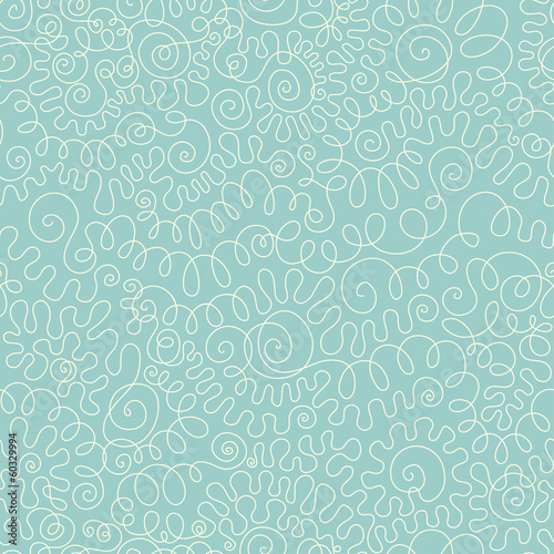 Spoed canvasdoek 2cm dik Kunstmatig Abstract Seamless Background