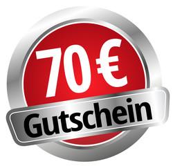 70 € Gutschein