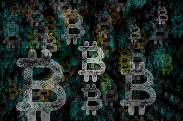 Bitcoin background