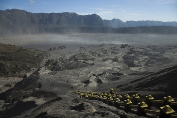 Bromo volcano, Java, Indonesia