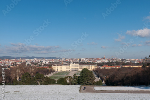 Schloss Schönbrunn in Wien