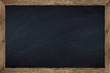 canvas print picture - chalkboard