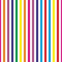 Seamless rayures colorées vecteur de fond ou un motif