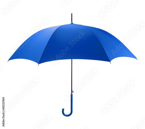 canvas print picture Blue Umbrella