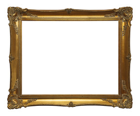 Classic Gold Frame