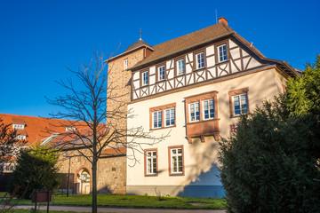 Rathaus Zwingenberg