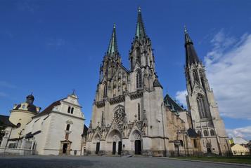 Olomunec - katedra sv. Vaclawa