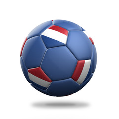 Netherlands soccer ball