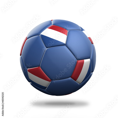 Netherlands soccer ball