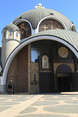 Macedonian Orthodox Church in Skopje