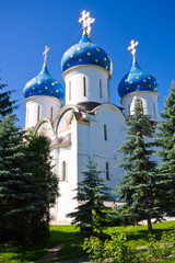 Church in Sergiyev Posad