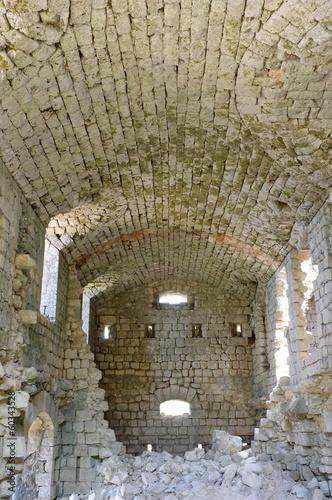 Austro-Hungarian Kosmac Fortress, Montenegro