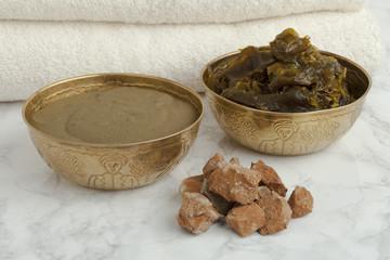 Ghassoul,savon Beldi and Henna