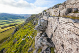 Limestone Scar in the Yorkshire Dales poster