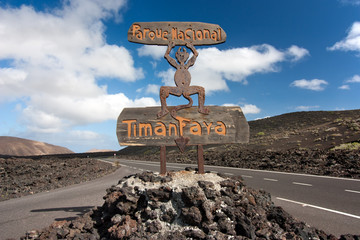Lanzarote, Timanfaya National Park