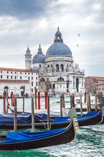 Grand Canal à Venise, Italie