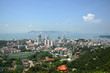 The scenery of Xiamen, modern city in China