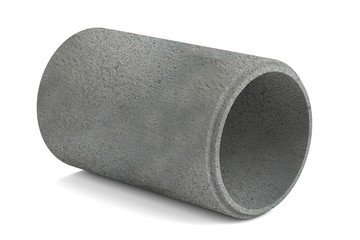 realistic 3d model of construction material
