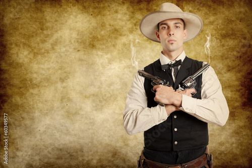 Wilder Westen - Sheriff Poster